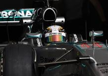 Formula 1: Hamilton è il più veloce nel 2° giorno di test in Bahrain