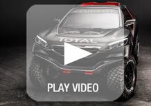 Dakar Next. Ecco la Peugeot 2008 DKR!