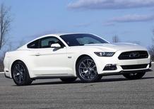 Ford Mustang: le prestazioni della nuova versione europea