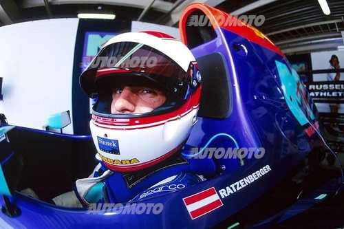 25° morte Roland Ratzenberger: 30 aprile nero per la F1 [video]
