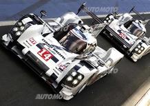 WEC 2014: la Porsche 919 Hybrid cerca a Spa un'anteprima di Le Mans