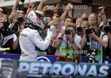 Formula 1 Spagna 2014: Hamilton vince il GP di Barcellona