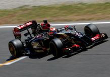 Formula 1: Maldonado in testa alla seconda giornata di test a Barcellona
