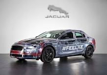 Jaguar XE: nuovo teaser ufficiale