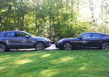 Macan S e Panamera: il diesel secondo Porsche