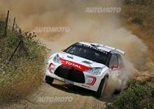 Rally Italia Sardegna. WRC (Hirvonen, Ogier, Neuville) – CIR (Scandola, Basso, Andreucci) 1-0