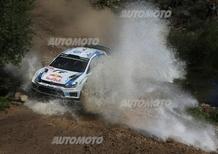 Rally Italia Sardegna. WRC, l'insperato sigillo di Ogier (VW Polo)
