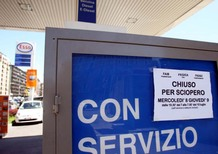 Benzina: confermato lo sciopero del 18 giugno