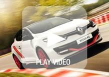 Renault Mégane RS 275 Trophy-R: nuovo, incredibile record al Nürburgring