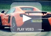 McLaren 650S Spider: è il momento della nostra video-prova in pista