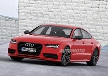 Audi A7 competition: il TDI compie 25 anni e si regala 326 CV