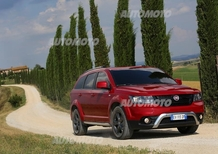 Fiat Freemont Cross: arriverà in concessionaria dall'autunno 2014