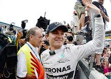 F1 Giappone 2014, Rosberg firma la pole position. Alonso quinto