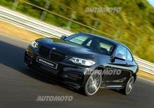 BMW M235i Track Edition: una limited edition per l'Olanda