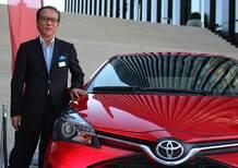 Kanamori: «Portiamo al massimo l'ibrido poi chissà. Diesel, Idrogeno ed EV sono sul tavolo»