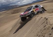 Dakar 2017/3008 DKR Peugeot. Ed Ecco a Voi il Signor Cyril Despres!