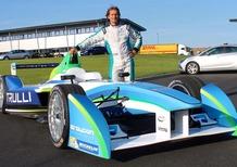 Trulli: «La Formula E? Una sfida sia per la ricerca che per il pilota»