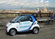 car2go raggiunge 2 milioni di noleggi dopo un anno in Italia