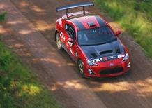 Toyota GT86 WRC: il debutto in società al Rally di Finlandia
