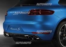 Porsche Macan: in arrivo il pacchetto Sport Design