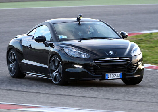 peugeot rcz r prove. Black Bedroom Furniture Sets. Home Design Ideas
