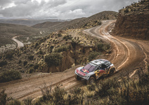 "Dakar 2017/3008 DKR Peugeot. Vince Loeb, ""Peter"" in testa, tre Peugeot al comando"