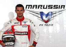 Formula 1 Belgio 2014: Alexander Rossi prende il posto di Chilton alla Marussia
