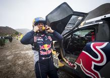 Dakar 2017. 5a Tappa. Vince Loeb, Peterhansel al Comando