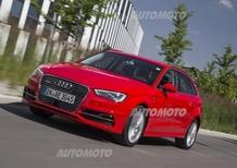 Audi A3 e-tron: i prezzi per l'Italia dell'ibrida plug-in