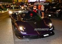 Hamilton rinnova il suo garage con una Pagani Zonda e una Ducati Monster