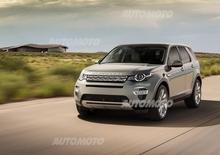 Nuova Land Rover Discovery Sport: prezzi, foto e video