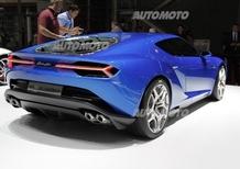 Lamborghini al Salone di Parigi 2014