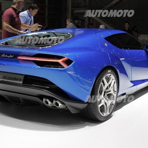 Lamborghini al salone di parigi 2014 saloni for Concessionari lamborghini