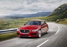 Jaguar XE: i dettagli tecnici