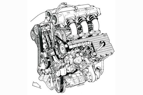 La Renault ha aperto la strada dei motori Turbo in Formula Uno con questo sei cilindri a V di 90°, per anni grande protagonista della scena agonistica