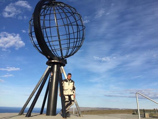Diario di viaggio: Nord Kapp