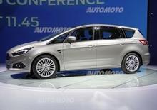 Ford al Salone di Parigi 2014