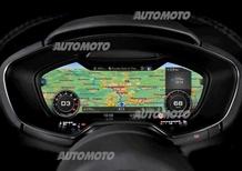 Nuova Audi TT: la rivoluzione dell'infotainment si chiama Virtual Cockpit