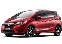 Honda Jazz Prototype: prime immagini e dettagli