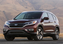 Honda CR-V restyling