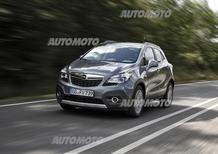 Opel Mokka: in arrivo un nuovo 1.6 CDTI