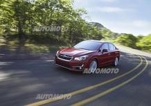 Subaru Impreza restyling