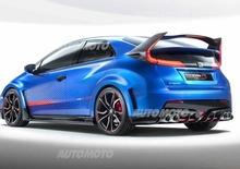 Honda Civic Type R Concept II: questa sportiva si fa attendere