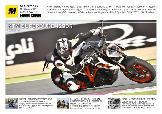 Magazine n°273, scarica e leggi il meglio di Moto.it