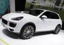 Porsche al Salone di Parigi 2014