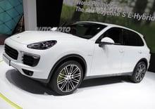 Porsche prosegue l'offensiva sul plug-in hybrid