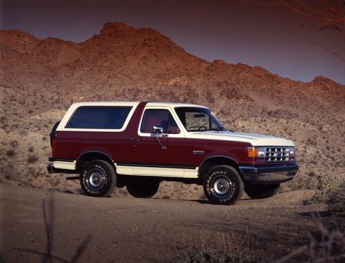 Ford, ritorna il SUV Bronco - Saloni - Automoto.it