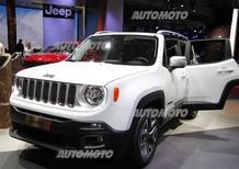 Jeep al Salone di Parigi 2014
