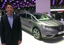 Brunette: «La nuova Espace riporterà in Renault molti clienti»