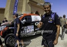 OiLibya Rally Marocco. Nasser Al Attiya con Mini All4 Racing